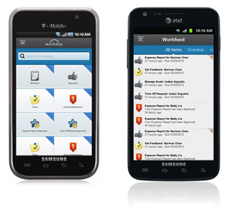Workday for Mobile Solutions