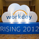 Welcome to Workday Rising 2012 at the Aria Resort in Las Vegas!
