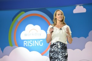 Photo of Emily McEvilly, VP of Services, Workday