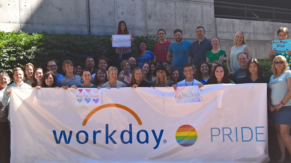 Workday LGBTQ