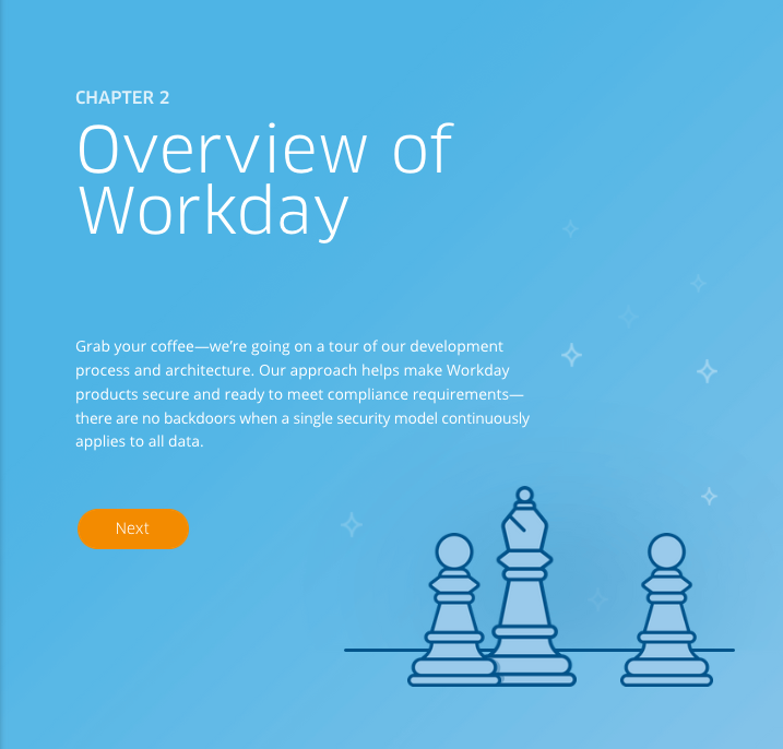 eBook: Workday's Technical Foundations Chapter 2 - Workday Blog